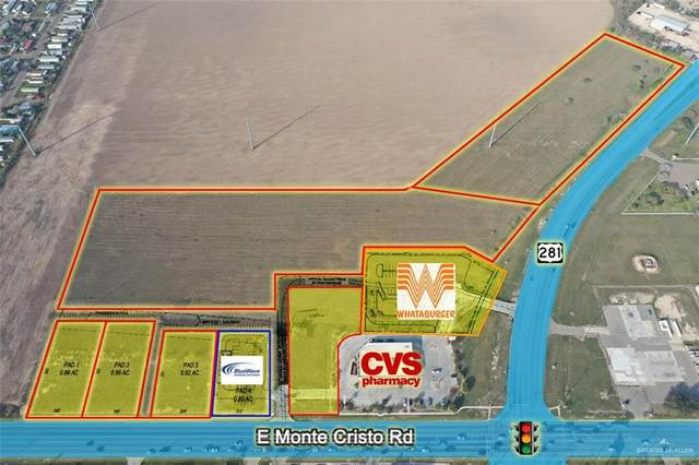 0 Monte Cristo Road, Edinburg, TX 78541 (MLS #345799) :: The Lucas Sanchez Real Estate Team