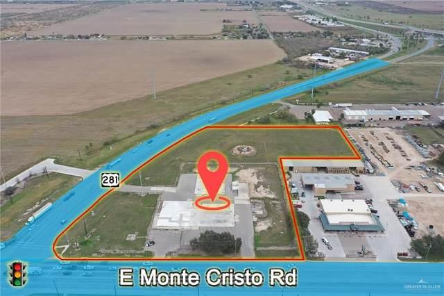 101 E Monte Cristo Road, Edinburg, TX 78541 (MLS #345800) :: The MBTeam