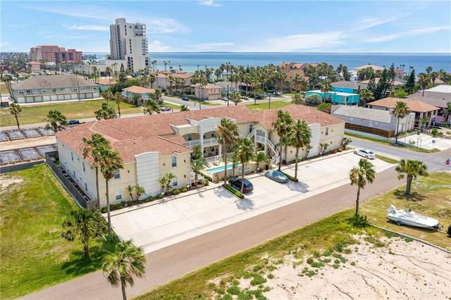 109 W Cora Lee Drive #7, South Padre Island, TX 78597 (MLS #346258) :: The Ryan & Brian Real Estate Team