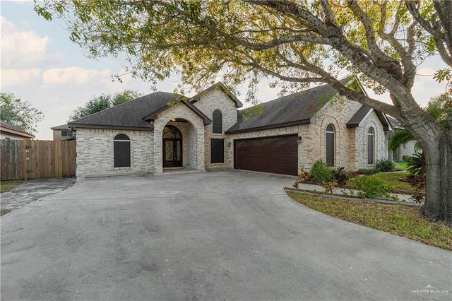 1907 Magnolia Street, Mission, TX 78573 (MLS #346321) :: The Ryan & Brian Real Estate Team