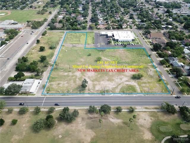 333 W Freddy Gonzalez W, Edinburg, TX 78539 (MLS #347633) :: The Ryan & Brian Real Estate Team