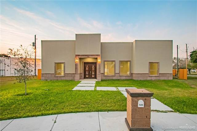 505 N 9th Street E, Mcallen, TX 78501 (MLS #347682) :: The MBTeam