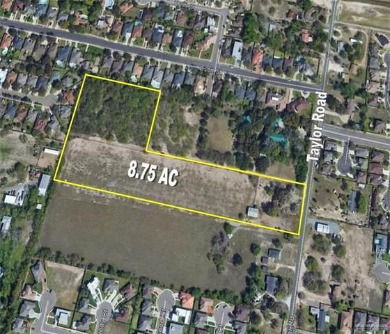 2714 N Taylor Road, Mission, TX 78501 (MLS #348073) :: The Ryan & Brian Real Estate Team