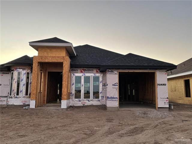 3417 Dunes Drive, Edinburg, TX 78541 (MLS #348227) :: The Ryan & Brian Real Estate Team