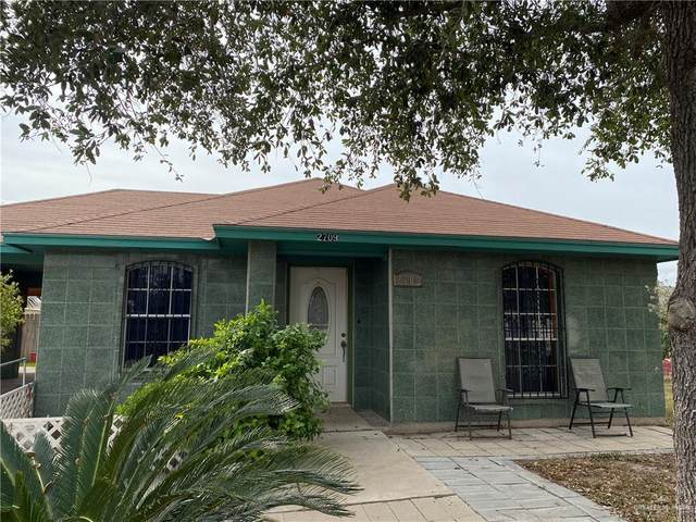 2709 Camino Grande, Mission, TX 78572 (MLS #348589) :: Jinks Realty