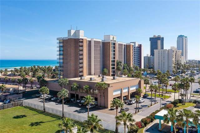 500 Padre Boulevard #904, South Padre Island, TX 78597 (MLS #348910) :: The Lucas Sanchez Real Estate Team