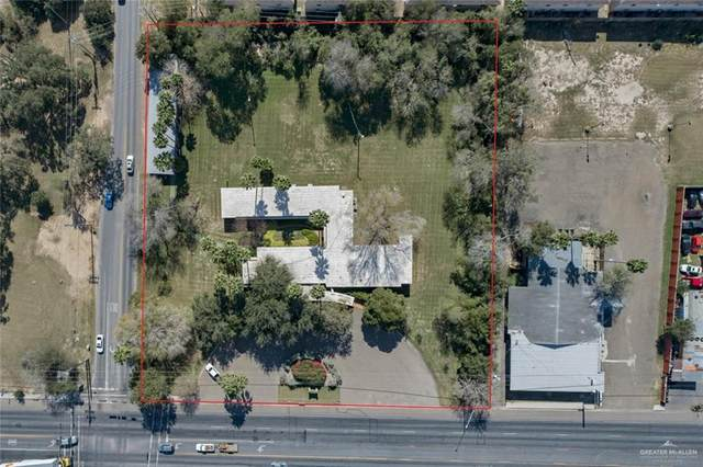 2520 E Business 83, Mission, TX 78572 (MLS #349058) :: The Ryan & Brian Real Estate Team