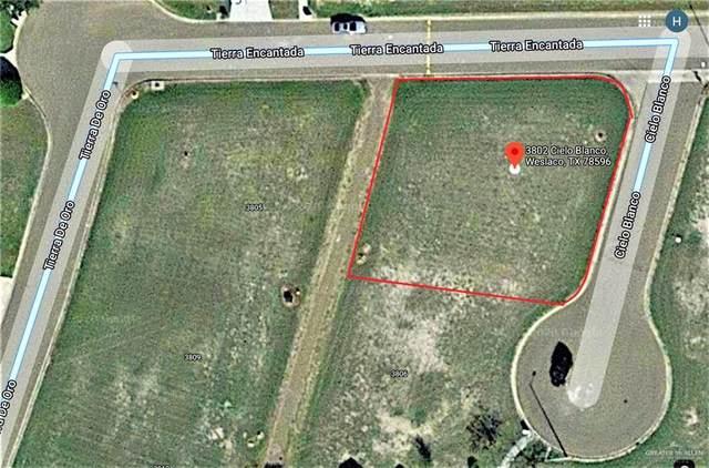 3802 Cielo Blanco, Weslaco, TX 78596 (MLS #349070) :: The Lucas Sanchez Real Estate Team