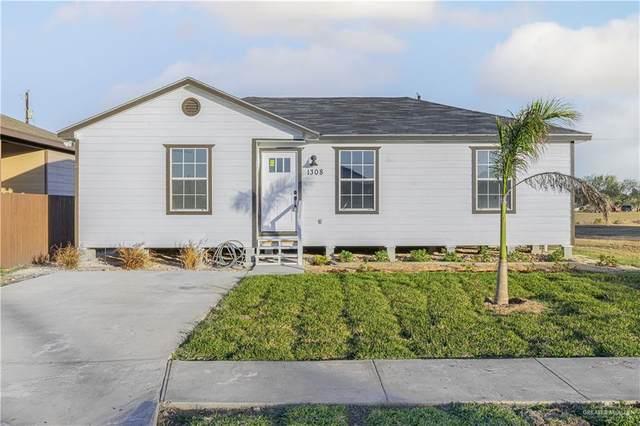1308 Carlos Drive, Alamo, TX 78516 (MLS #349146) :: The Ryan & Brian Real Estate Team