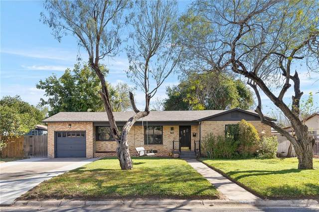 1908 N 13th Street, Mcallen, TX 78501 (MLS #349202) :: The Ryan & Brian Real Estate Team