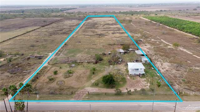 6973 Iowa Road, Palmview, TX 78574 (MLS #349367) :: The Lucas Sanchez Real Estate Team