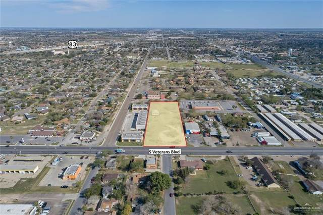 310 N Veterans Boulevard, San Juan, TX 78589 (MLS #351075) :: The Ryan & Brian Real Estate Team