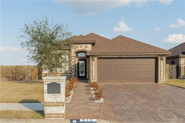 412 N Georgia Street, Alton, TX 78573 (MLS #351293) :: The Ryan & Brian Real Estate Team