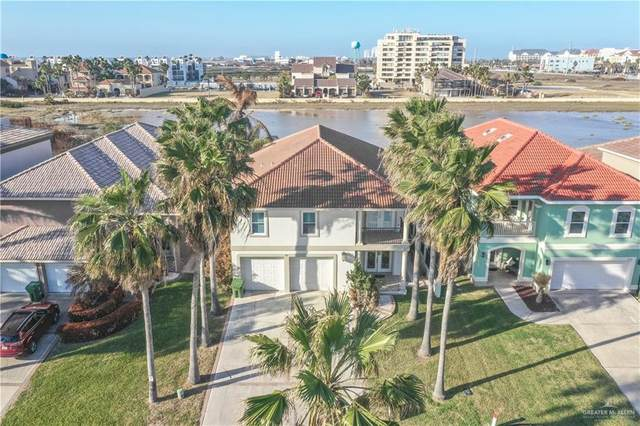 214 W Sunset Drive, South Padre Island, TX 78597 (MLS #352684) :: The Maggie Harris Team