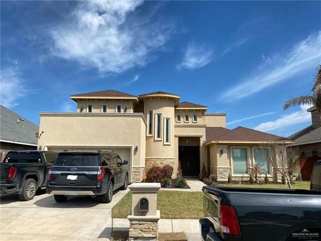 810 Castle Heights Drive, San Juan, TX 78589 (MLS #352917) :: Imperio Real Estate