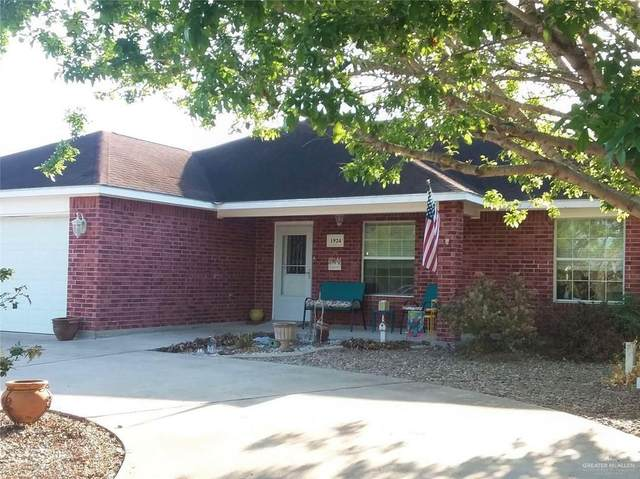 1924 Meadow Way Drive, Mission, TX 78572 (MLS #354436) :: The Ryan & Brian Real Estate Team
