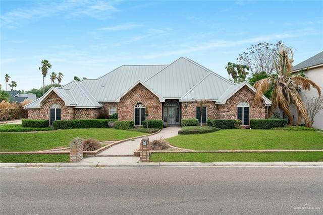 2821 Lake Shore Drive, Edinburg, TX 78539 (MLS #354710) :: Jinks Realty