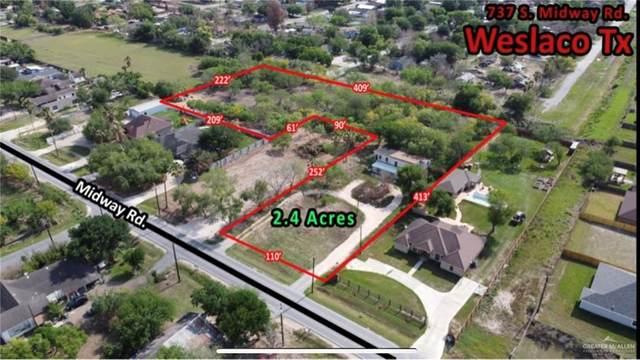 737 S Midway Road, Weslaco, TX 78596 (MLS #355081) :: The Lucas Sanchez Real Estate Team