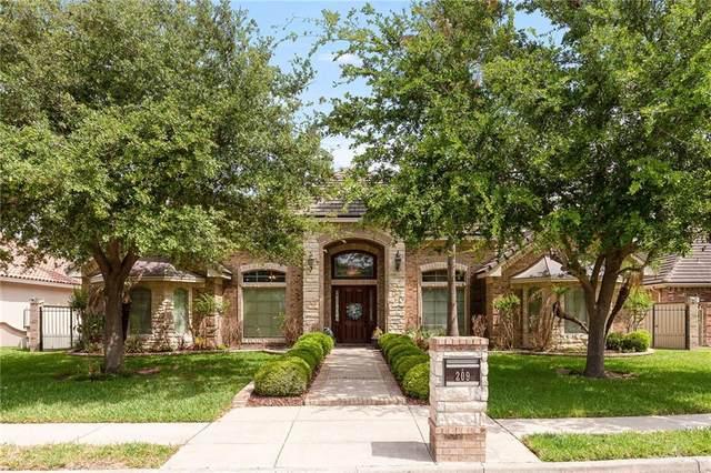 209 E Duke Avenue E, Mcallen, TX 78504 (MLS #355219) :: The MBTeam