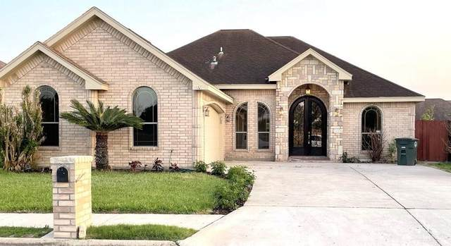 1360 Mark Place, Mission, TX 78572 (MLS #355229) :: The Lucas Sanchez Real Estate Team