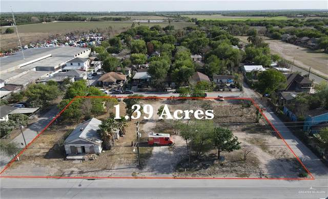 3440 E Us Highway 281 Highway, Hidalgo, TX 78557 (MLS #355285) :: The MBTeam