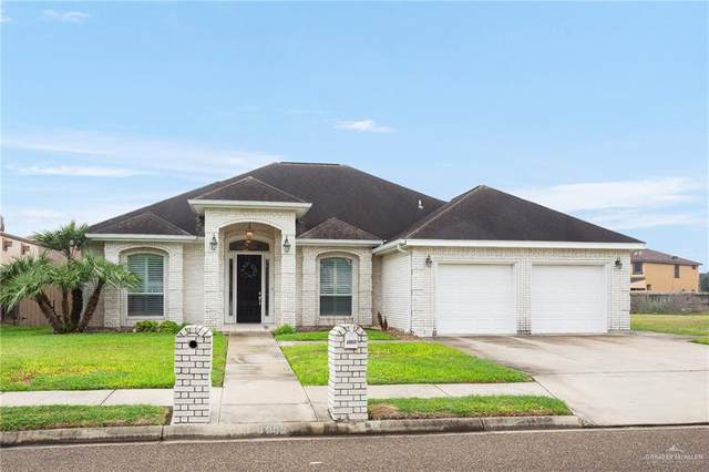 1902 Jonathon Drive, Mission, TX 78572 (MLS #355406) :: The Lucas Sanchez Real Estate Team