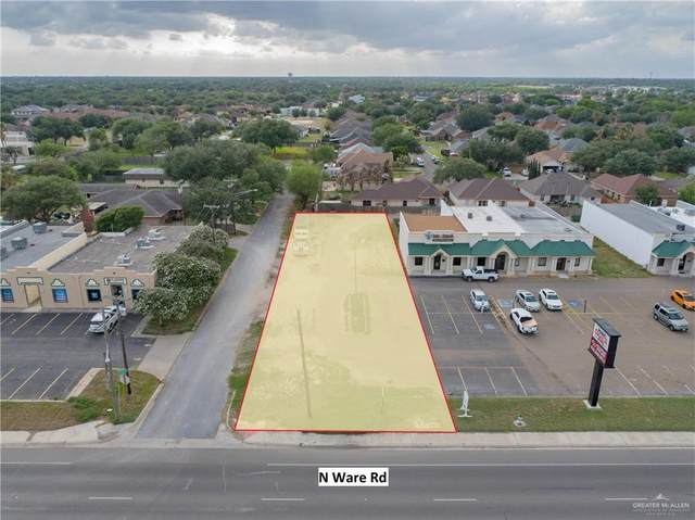 3401 N Ware Road, Mcallen, TX 78501 (MLS #355452) :: eReal Estate Depot