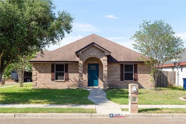 3841 Frontier Drive, Edinburg, TX 78539 (MLS #355612) :: eReal Estate Depot