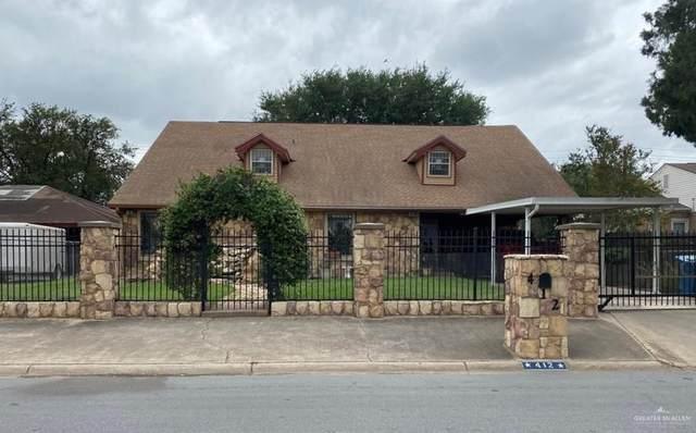 412 S 28th Street, Mcallen, TX 78501 (MLS #355899) :: The Ryan & Brian Real Estate Team