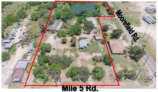 2210 W Mile 5 Road, Mission, TX 78574 (MLS #356179) :: The Ryan & Brian Real Estate Team