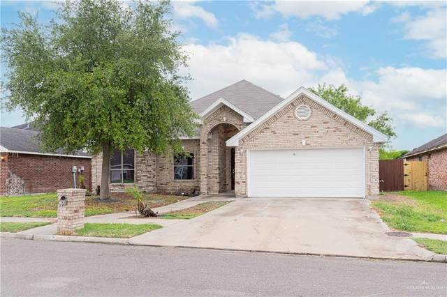 1926 E 21st Street, Mission, TX 78572 (MLS #356459) :: The MBTeam