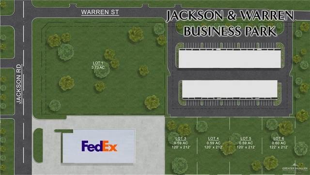 0 N Jackson Road, Pharr, TX 78577 (MLS #356507) :: The MBTeam