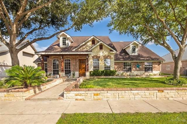 2106 Dorado, Mission, TX 78573 (MLS #357708) :: Jinks Realty