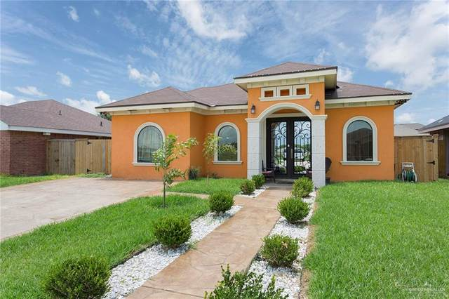 913 Annabelle, Edcouch, TX 78538 (MLS #357964) :: Jinks Realty