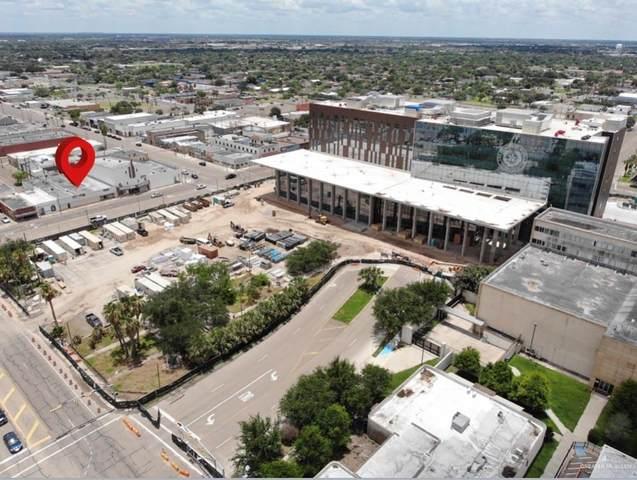 114 N 12th, Edinburg, TX 78541 (MLS #358326) :: The Ryan & Brian Real Estate Team