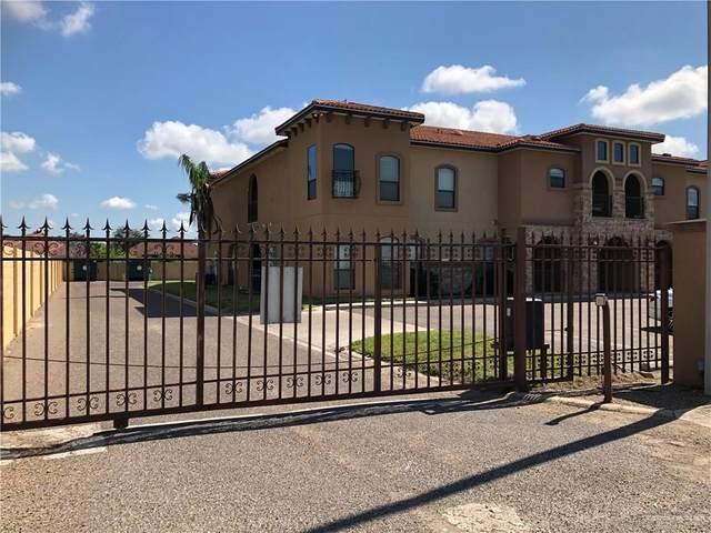 2705 Mimosa #8, Mission, TX 78574 (MLS #358441) :: API Real Estate