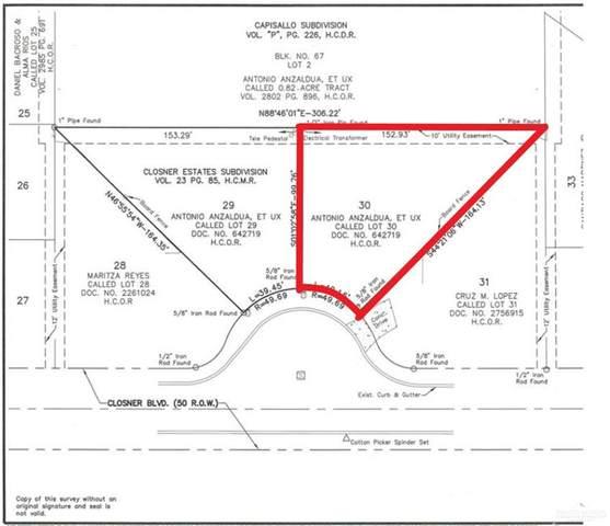 0 Closner, Mercedes, TX 78570 (MLS #360422) :: eReal Estate Depot