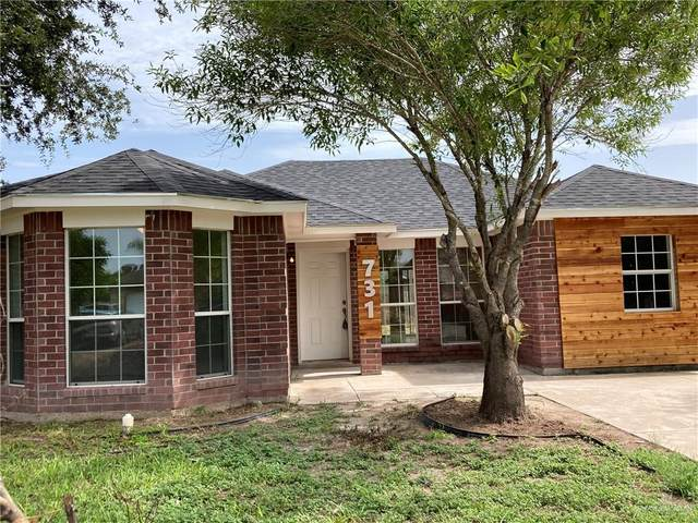 731 Huisache, La Joya, TX 78560 (MLS #360513) :: The Ryan & Brian Real Estate Team