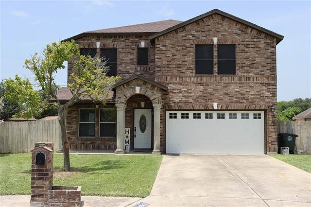 2401 Fuentes, Mission, TX 78574 (MLS #360591) :: The MBTeam