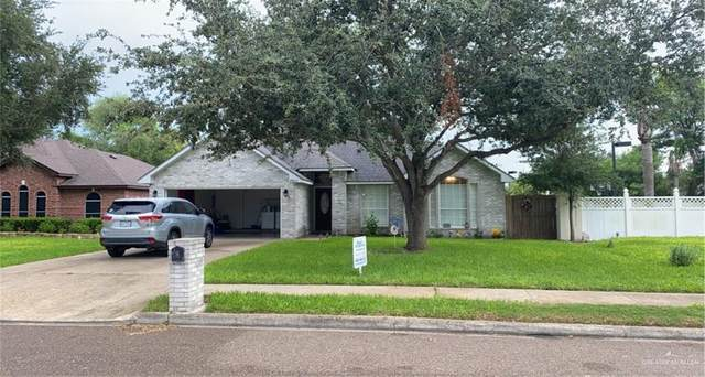 2502 E 28th, Mission, TX 78574 (MLS #360743) :: Jinks Realty