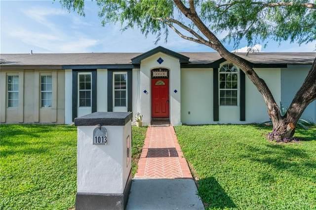 1013 Ann Marie, Mission, TX 78572 (MLS #360832) :: The Ryan & Brian Real Estate Team