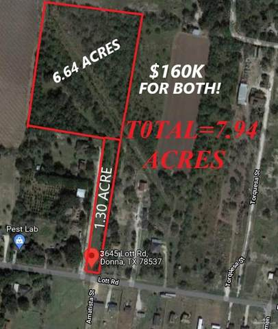 3645 Lott, Donna, TX 78537 (MLS #361158) :: The Ryan & Brian Real Estate Team