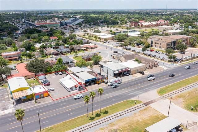 816 E Us Highway 83, Pharr, TX 78577 (MLS #362604) :: Jinks Realty