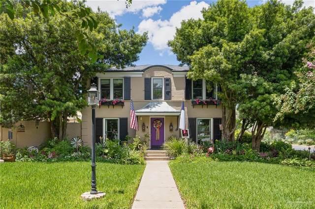 721 N 15th, Mcallen, TX 78501 (MLS #362968) :: The Ryan & Brian Real Estate Team