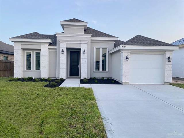 617 W Stevenson, Alton, TX 78574 (MLS #362996) :: The Ryan & Brian Real Estate Team