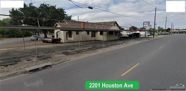 2201 W Houston, Mcallen, TX 78501 (MLS #364831) :: Jinks Realty