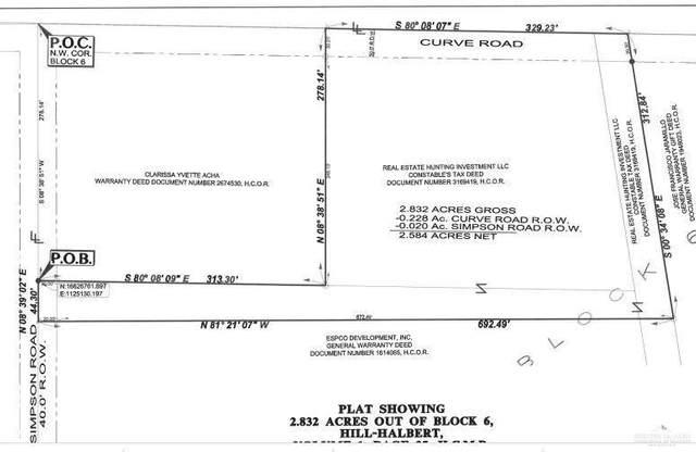 9200 E Curve E, Edinburg, TX 78542 (MLS #364864) :: The Ryan & Brian Real Estate Team