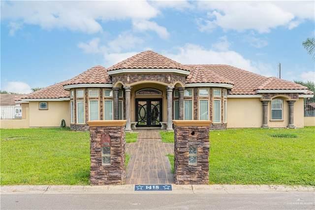 1418 Encantado, Palmview, TX 78572 (MLS #365214) :: The Ryan & Brian Real Estate Team