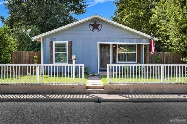 603 N Mayberry, Mission, TX 78572 (MLS #365223) :: The Ryan & Brian Real Estate Team