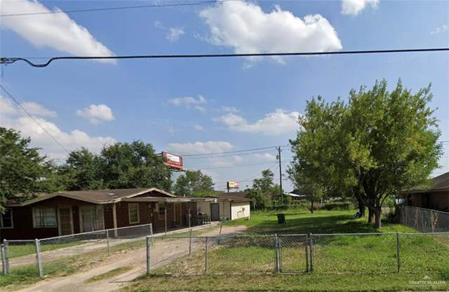 913 W Hackberry, Alamo, TX 78516 (MLS #365363) :: The Ryan & Brian Real Estate Team